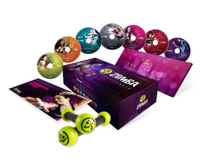 Zumba Ultimate Workout DVD Set