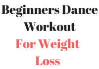Beginners Dance Workout For Weight Loss